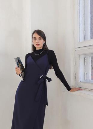 Эксклюзивное платье-сарафан украинского бренда l'été