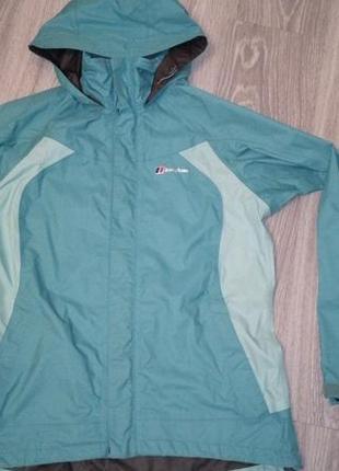 Дождевик женский трекинговая куртка  berghaus gore-tex p.l