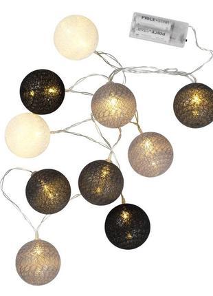 Гирлянды шарики