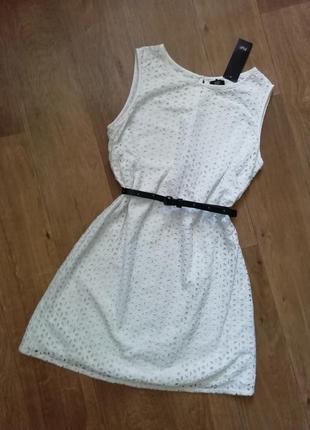 F&f летнее батистовое, хлопковое платье