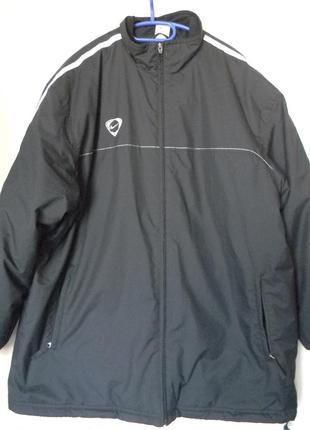 Мужская утепленная куртка nike р.l