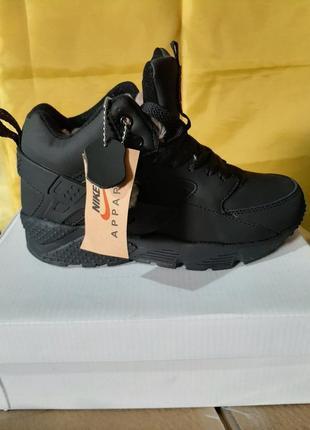 Nike huarache р.38 натуральная цегейка, нубук