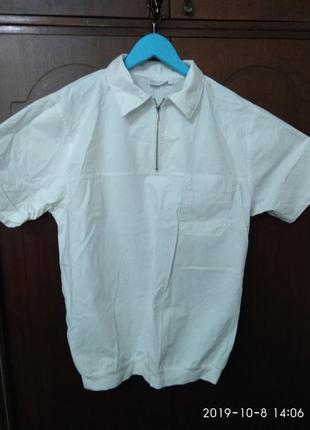 Рубашка типа бомбера