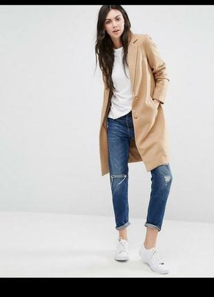 Пальто asos, состояние нового