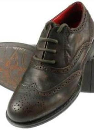 Red tape туфли кожаные