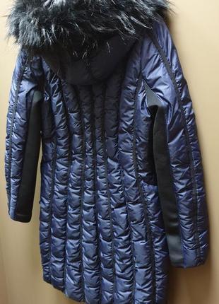 Американский дизайнерский женский пуховик куртка zac zac posen. оригинал! новый. скидка!