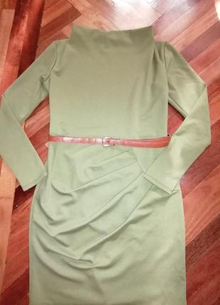 Платье трикотажное, плаття, сукня трикотажна