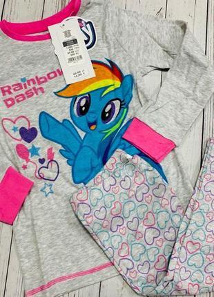 Пижама cool club р. 110 см my little poni