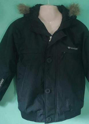 Осенняя куртка для мальчика  alvaro