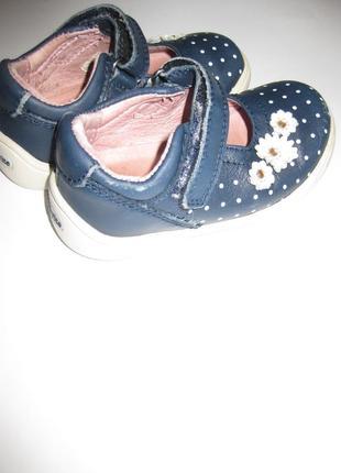 Туфли start-rite. полностью кожаные туфли для первых шагов,