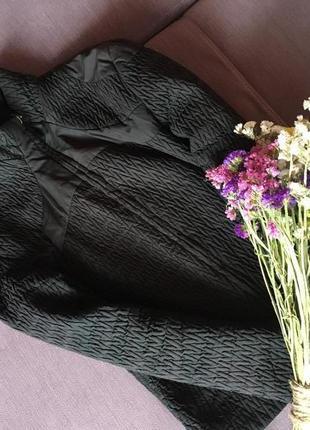 Актуальная черная куртка , стеганка bravo