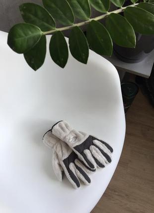 Оригинальные перчатки the north face