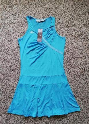 Женское платье adidas by stella mccartney.