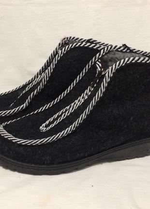 Ботинки бурки на меху