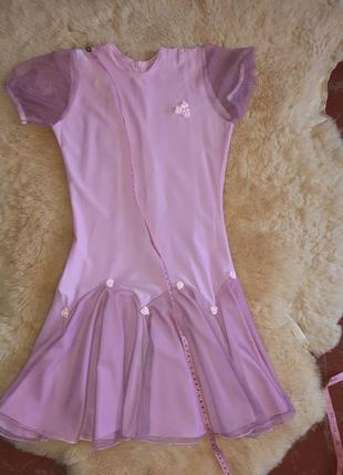 Продам платьице для тренировок на бальных танцах