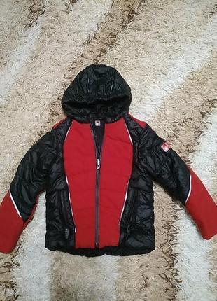 Куртка 110р. для хлопчика