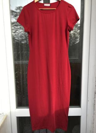Платье lamania, плаття, длинное платье lamania, красное длинное платье, вечернее платье