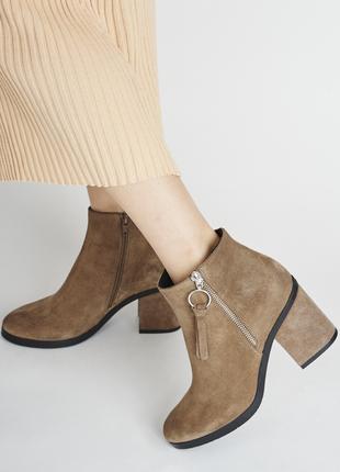 Ботинки осенне-зимние женские rylko 7iva3_a4 _4ff - новая коллекция осень-зима 2020