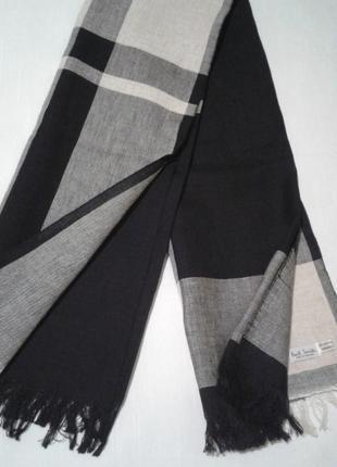Шарф paul smith палантин накидка шаль шалик + 250 шарфов платков на странице