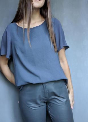 Базовая блуза топ