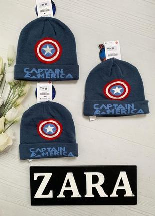 Детская шапка zara