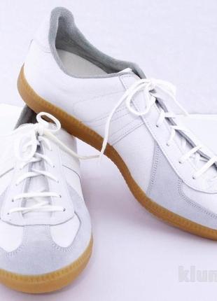 Кожаные кроссовки bw sport германия 44-45