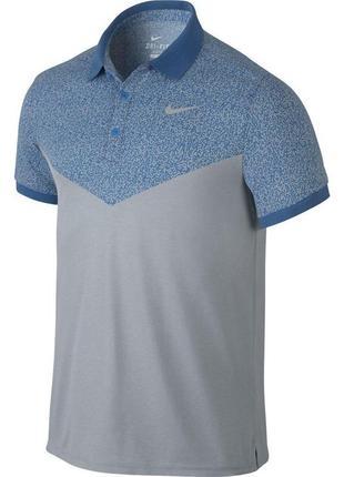 Поло/футболка/тенниска nike mens dri-fit touch polo