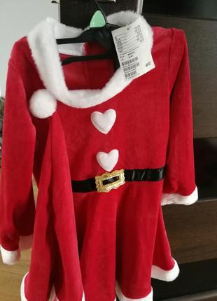 H&m плаття новорічне