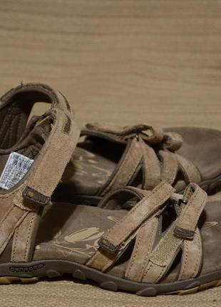 Легкие открытые спортивные  кожаные босоножки karrimor dynagrip англия 37 р.