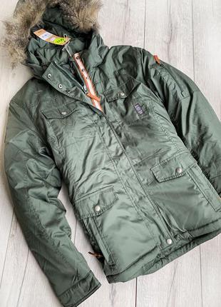 Зимова куртка ,пуховик spirit