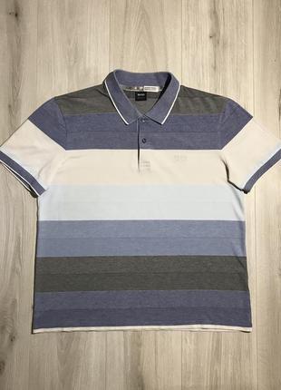 Поло/футболка hugo boss treviso 10