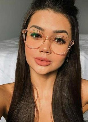 Очки.имиджевые очки.очки нулёвки.прозрачные очки.окуляри