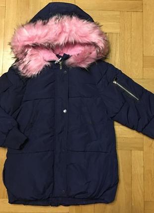 Куртка зима для девочек. венгрия