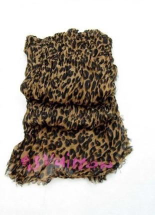 Большой шарф, шаль, палантин
