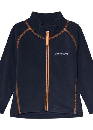 Флисовые куртка и брюки шведской марки didrikson