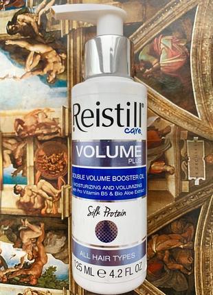 Профессиональное сухое масло для объема волос reistill италия