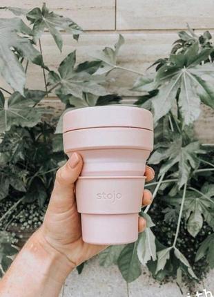 Портативная чашка,  которая складывается