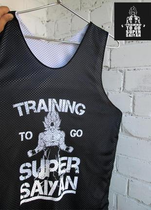 Training t.shirt - 2-о стороння майка для тренувань