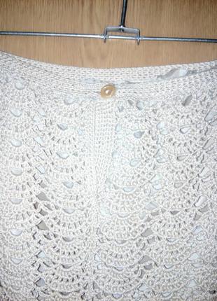 Вязаная юбка распродажа