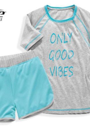 Комплект шорти+ футболка від crane kids
