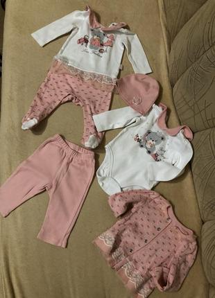 Детские вещи до 3-4 месяцев3 фото