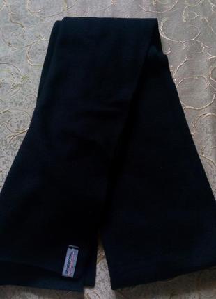 Флисовый термо шарф