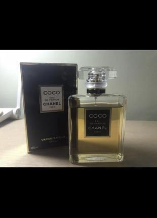 Продам парфюмированую воду coco chanel