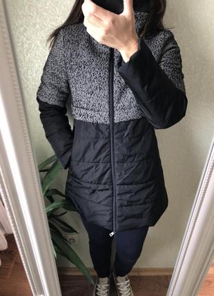Стильное демисезонное пальто м