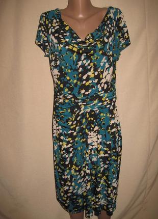 Отличное платье betty jackson blank р-р14