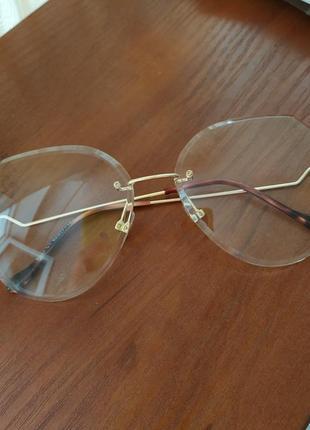 Имиджевые очки, очки для имиджа, прозрачные очки, окуляри іміджеві для іміджу