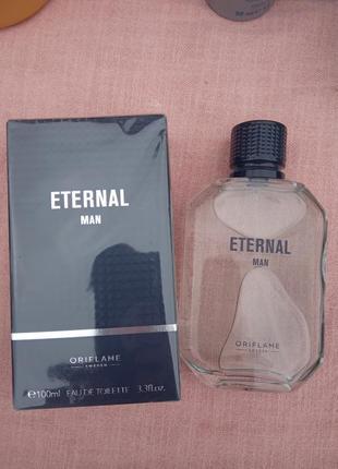 Туалетна вода eternal man
