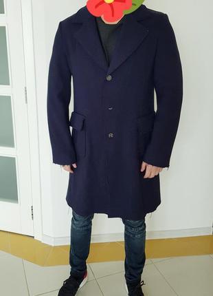Супер стильное пальто calvin klein размер м
