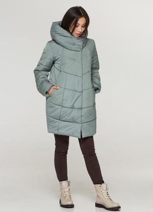 Зимние куртки с капюшоном 17цветов все размеры