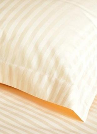 Комплект постельного белья сатин stripe
